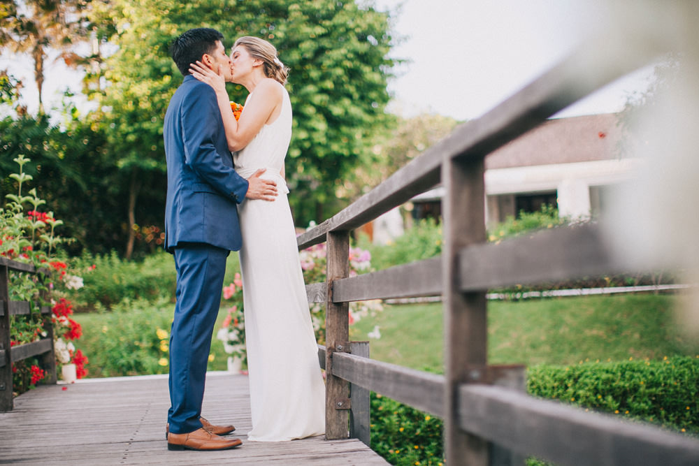 Claire & Phi: Bali Wedding Photography at The Sanctus 69