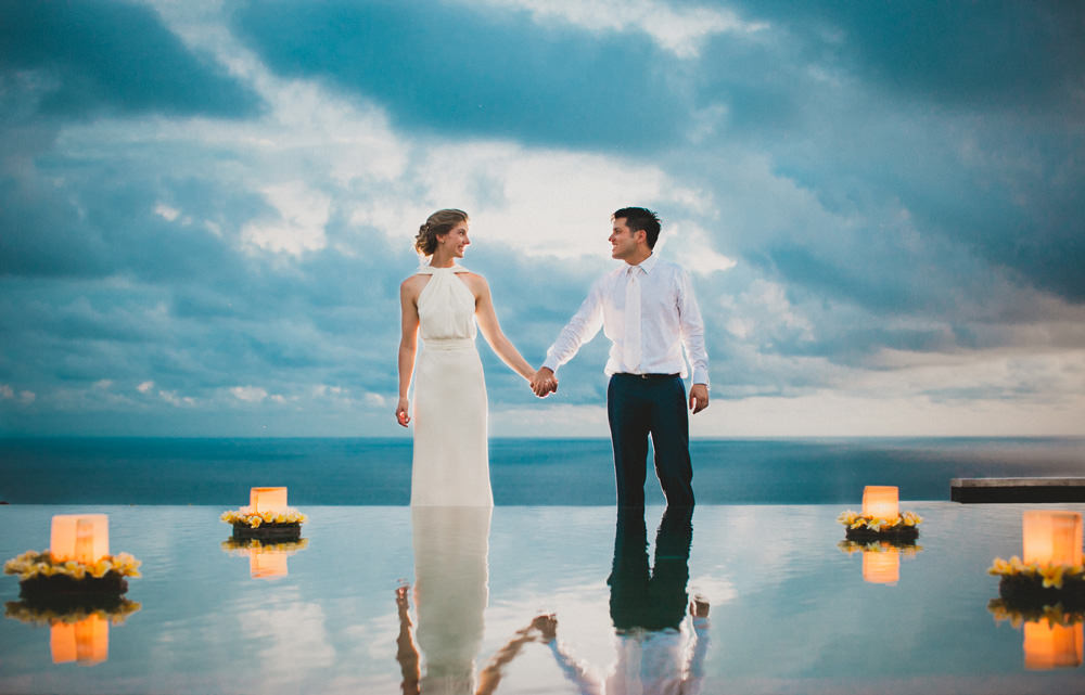 Claire & Phi: Bali Wedding Photography at The Sanctus 71