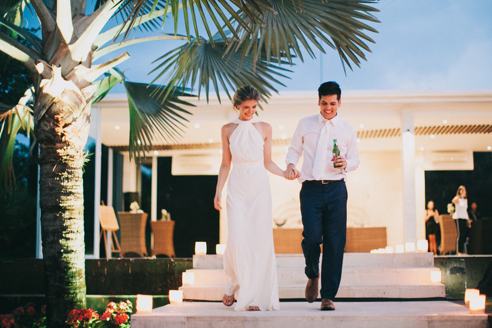 Claire & Phi: Bali Wedding Photography at The Sanctus 83