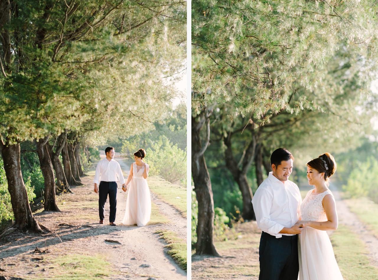 Cathy & Rob: Serangan Island Bali Pre-wedding Shoot 5