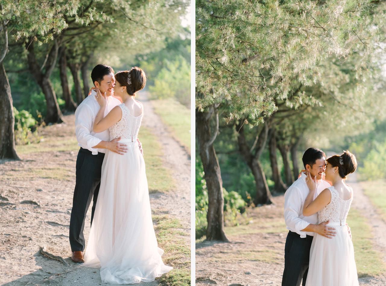 Cathy & Rob: Serangan Island Bali Pre-wedding Shoot 6