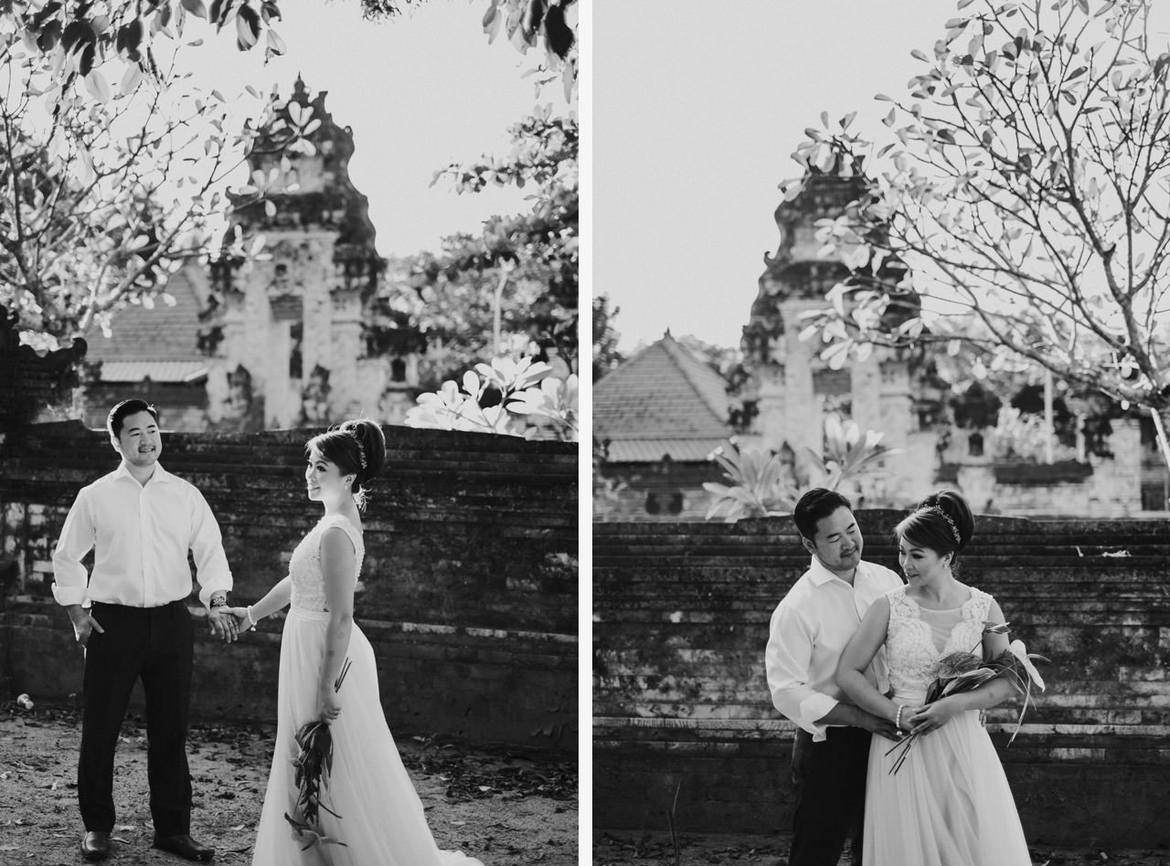 Cathy & Rob: Serangan Island Bali Pre-wedding Shoot 7