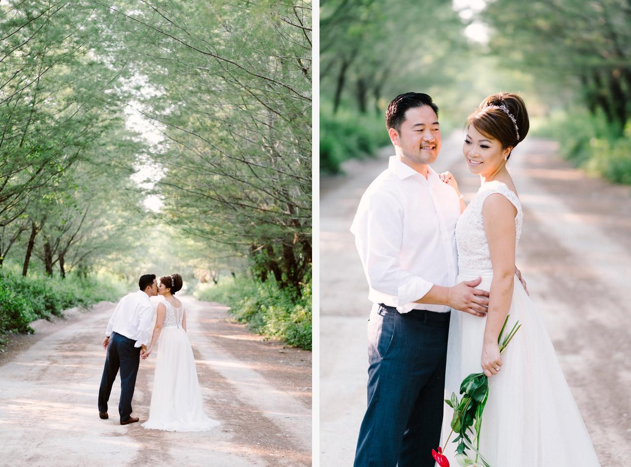 Cathy & Rob: Serangan Island Bali Pre-wedding Shoot 9