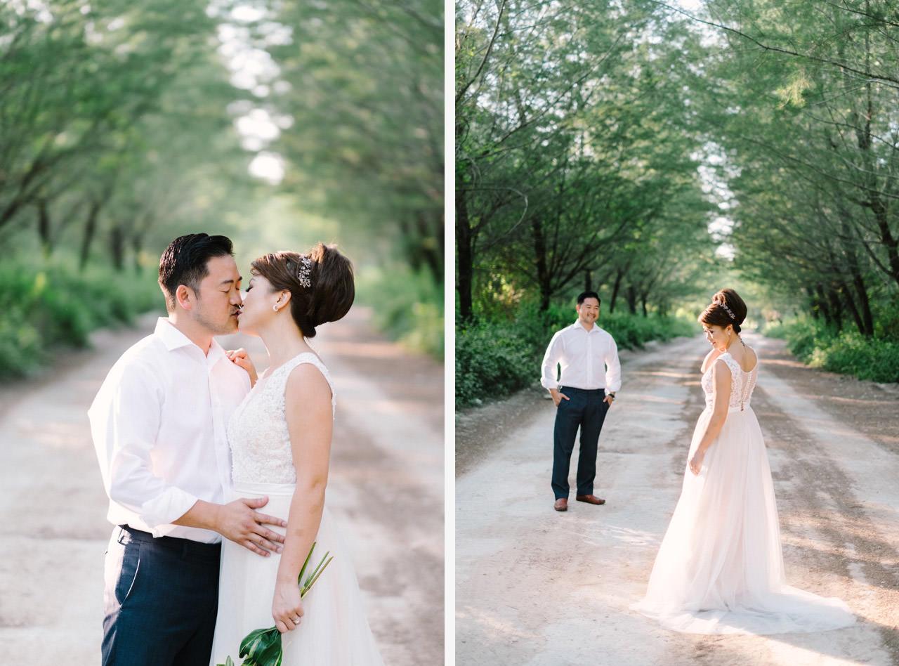 Cathy & Rob: Serangan Island Bali Pre-wedding Shoot 10