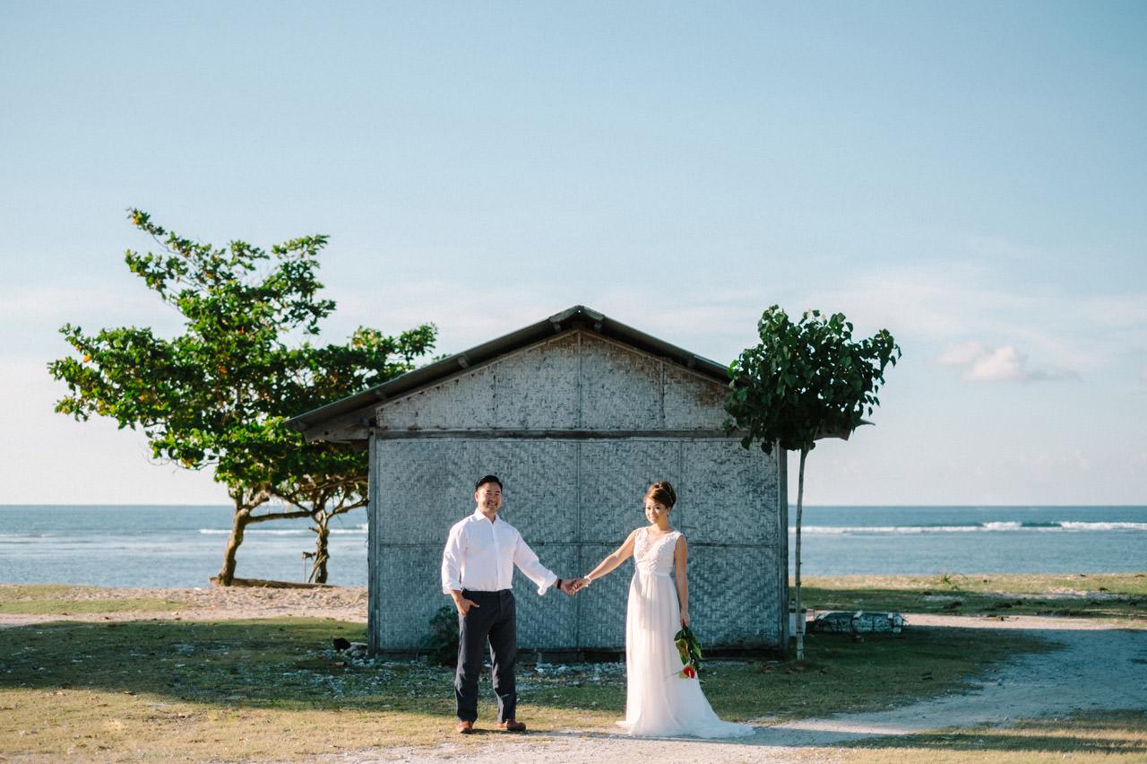 Cathy & Rob: Serangan Island Bali Pre-wedding Shoot 11