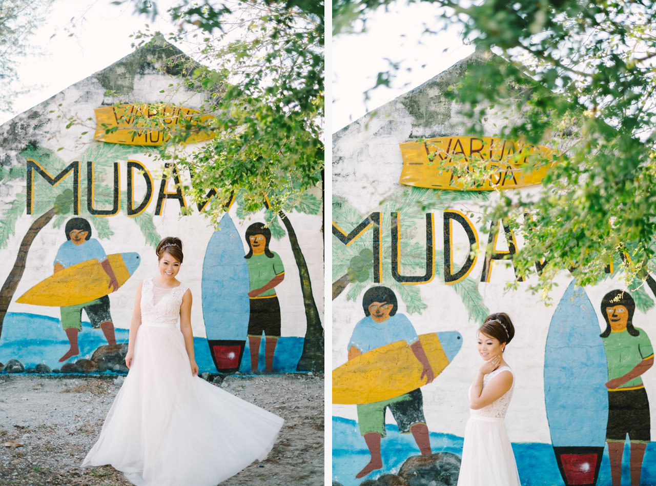Cathy & Rob: Serangan Island Bali Pre-wedding Shoot 12