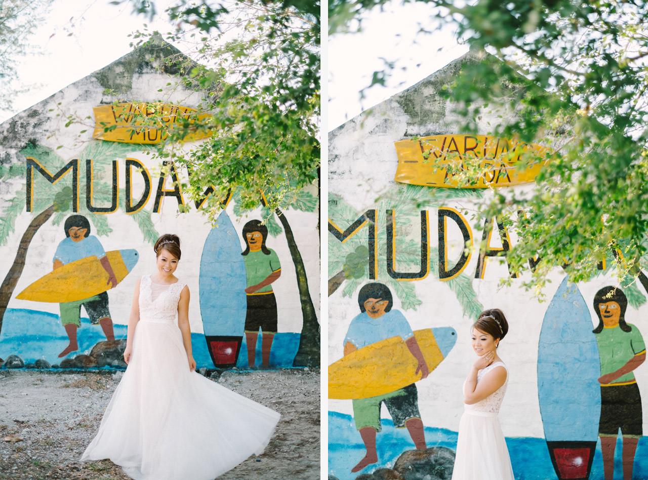 Cathy & Rob: Serangan Island Bali Pre-wedding Shoot 12
