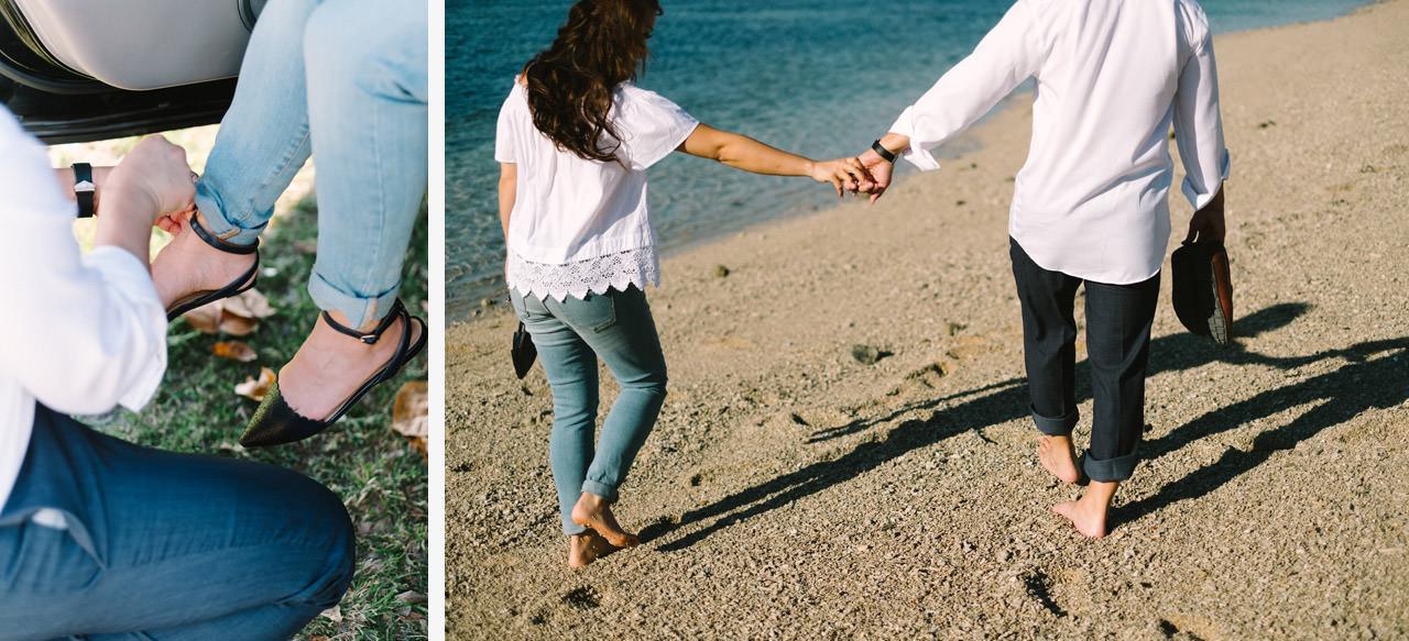 Cathy & Rob: Serangan Island Bali Pre-wedding Shoot 16