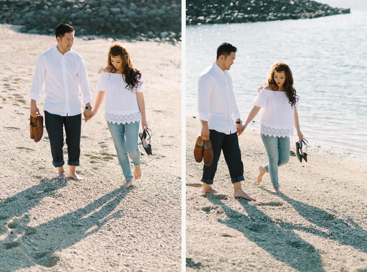 Cathy & Rob: Serangan Island Bali Pre-wedding Shoot 17