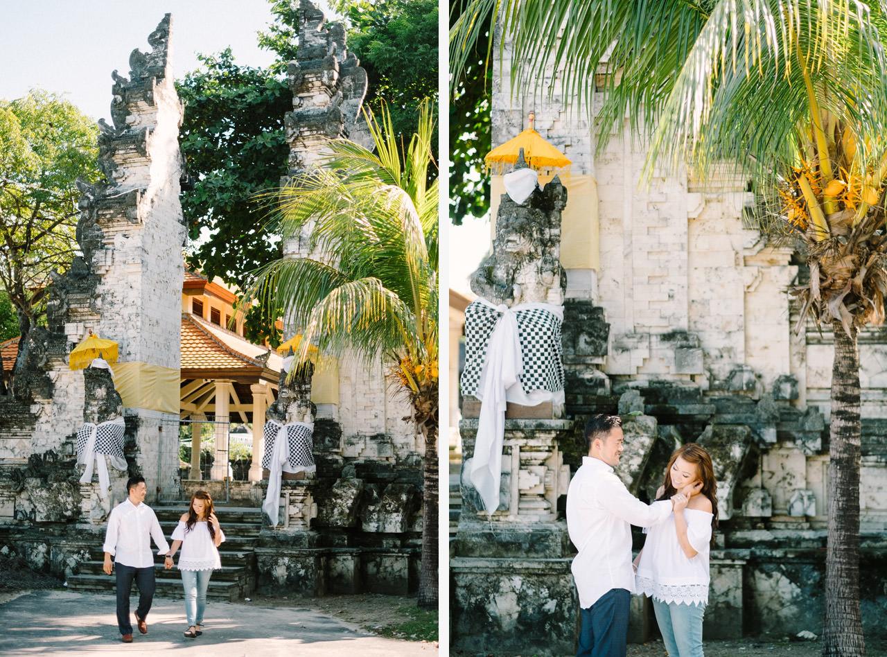 Cathy & Rob: Serangan Island Bali Pre-wedding Shoot 24