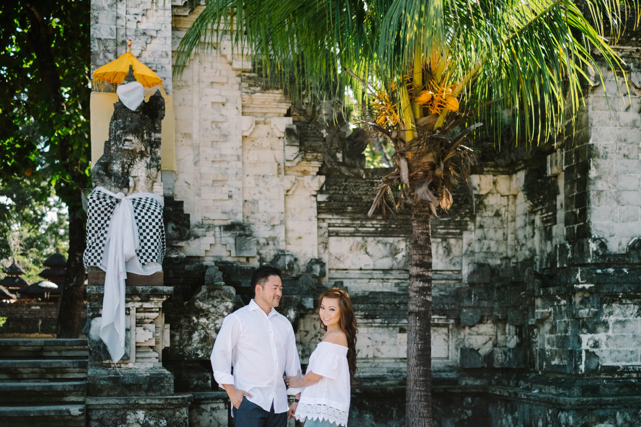 Cathy & Rob: Serangan Island Bali Pre-wedding Shoot 25