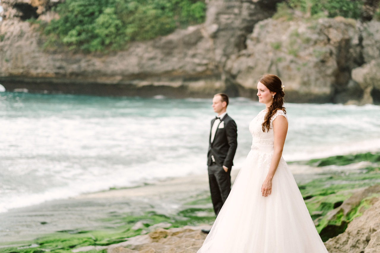C&R: Honeymoon Bali Photography at Balangan Beach 6