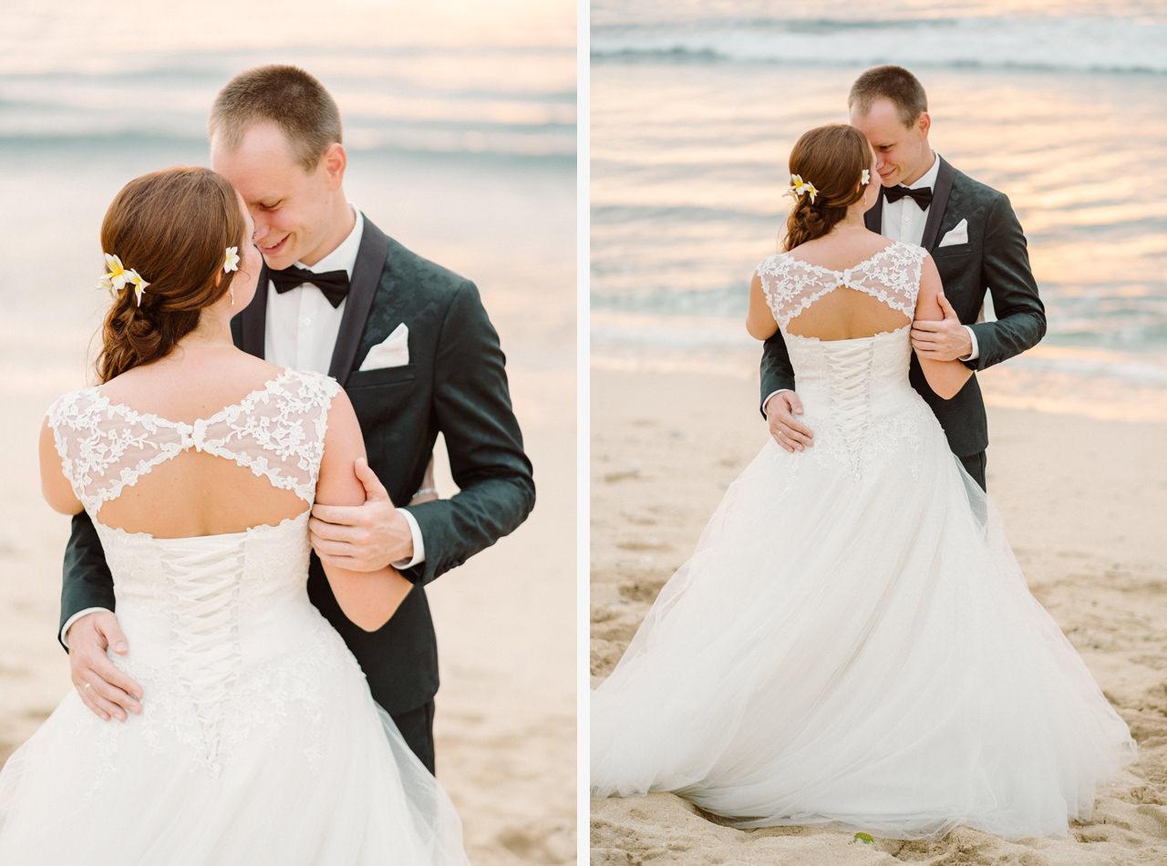 C&R: Honeymoon Bali Photography at Balangan Beach 9
