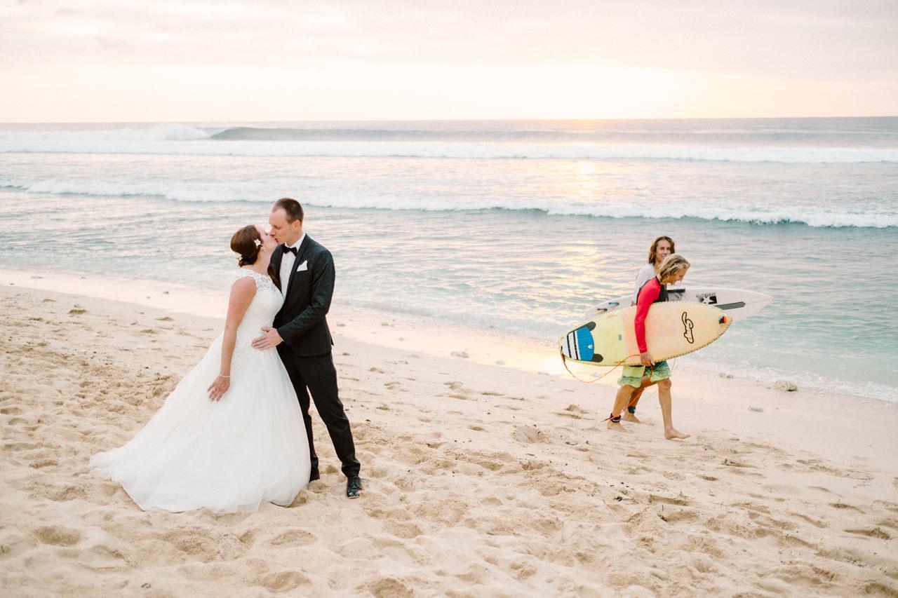C&R: Honeymoon Bali Photography at Balangan Beach 11