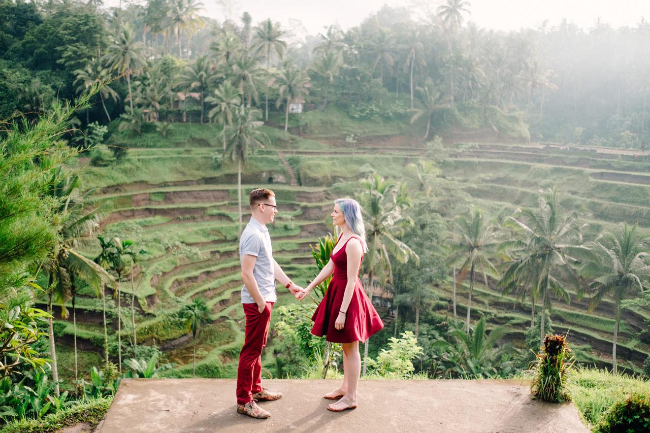 C&T: Romantic Bali Marriage Proposal 1