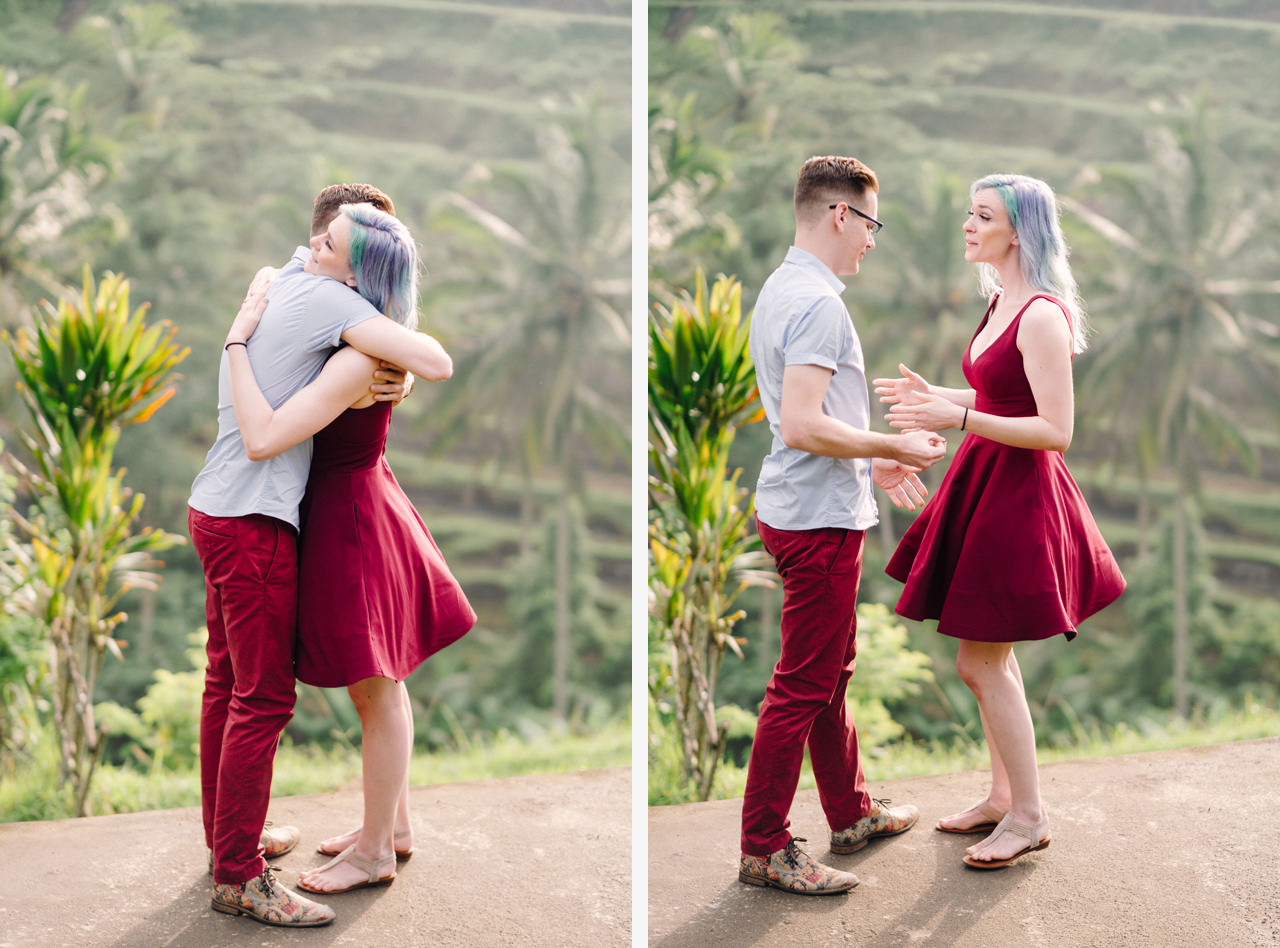 C&T: Romantic Bali Marriage Proposal 3