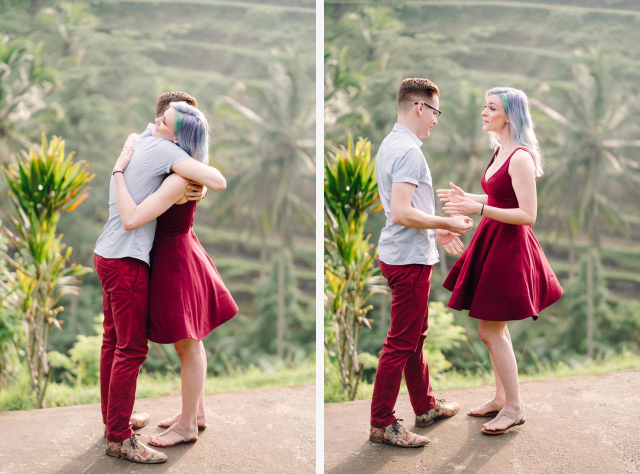 C&T: Romantic Bali Marriage Proposal 3