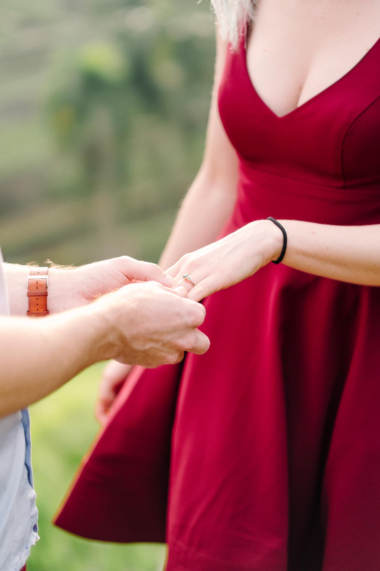 C&T: Romantic Bali Marriage Proposal 5