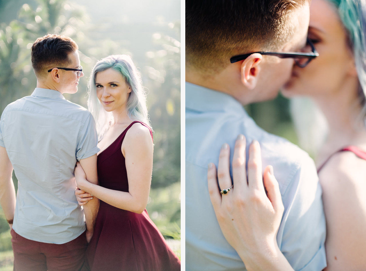C&T: Romantic Bali Marriage Proposal 7