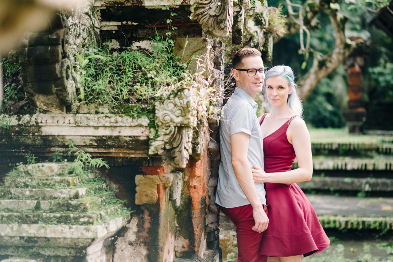 C&T: Romantic Bali Marriage Proposal 9