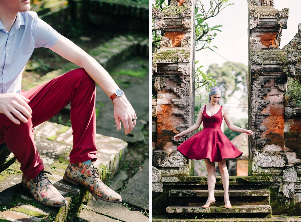 C&T: Romantic Bali Marriage Proposal 10