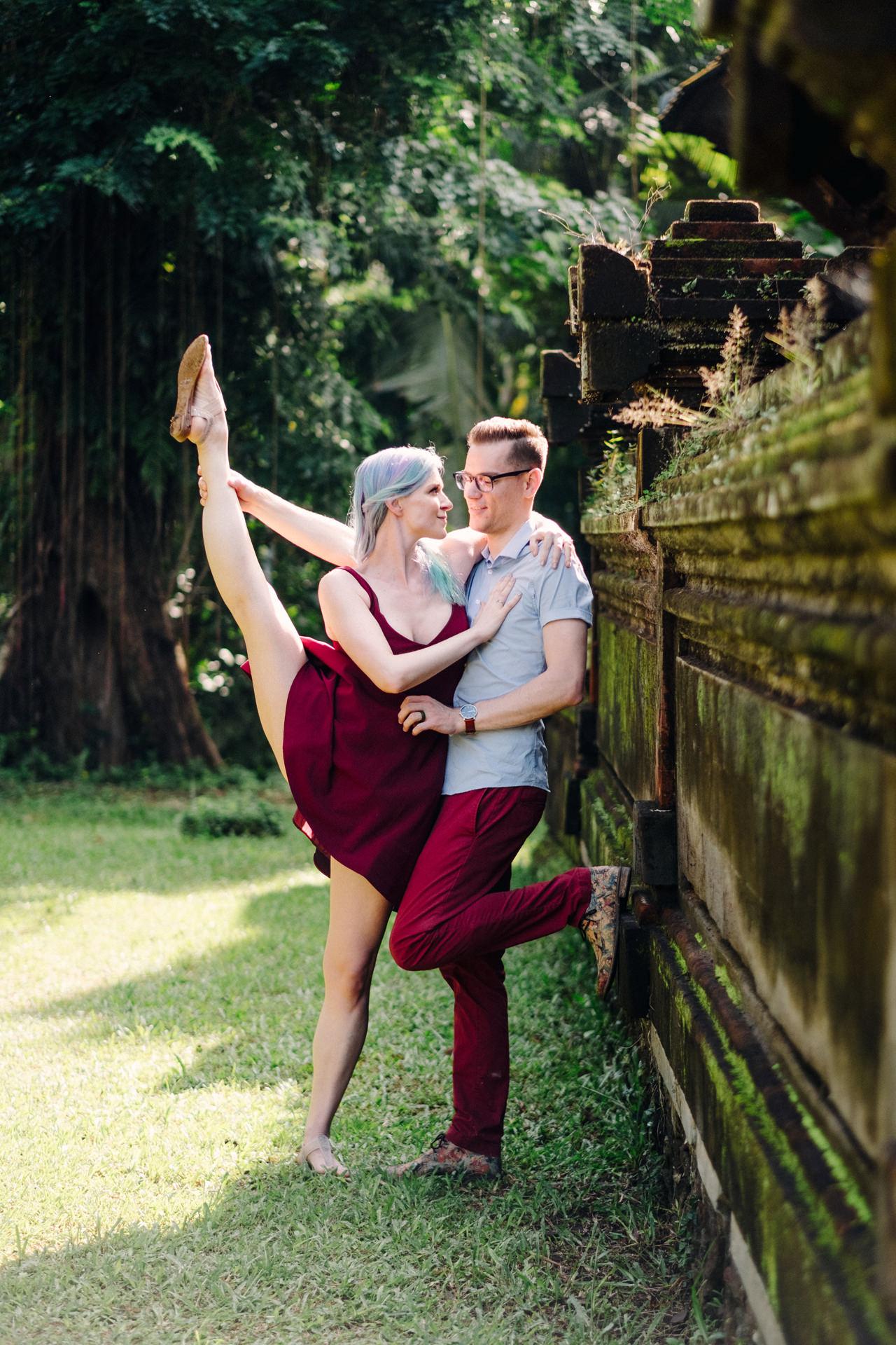 C&T: Romantic Bali Marriage Proposal 11