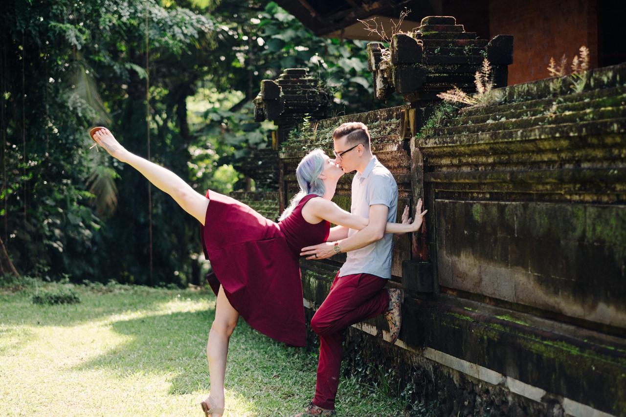C&T: Romantic Bali Marriage Proposal 12