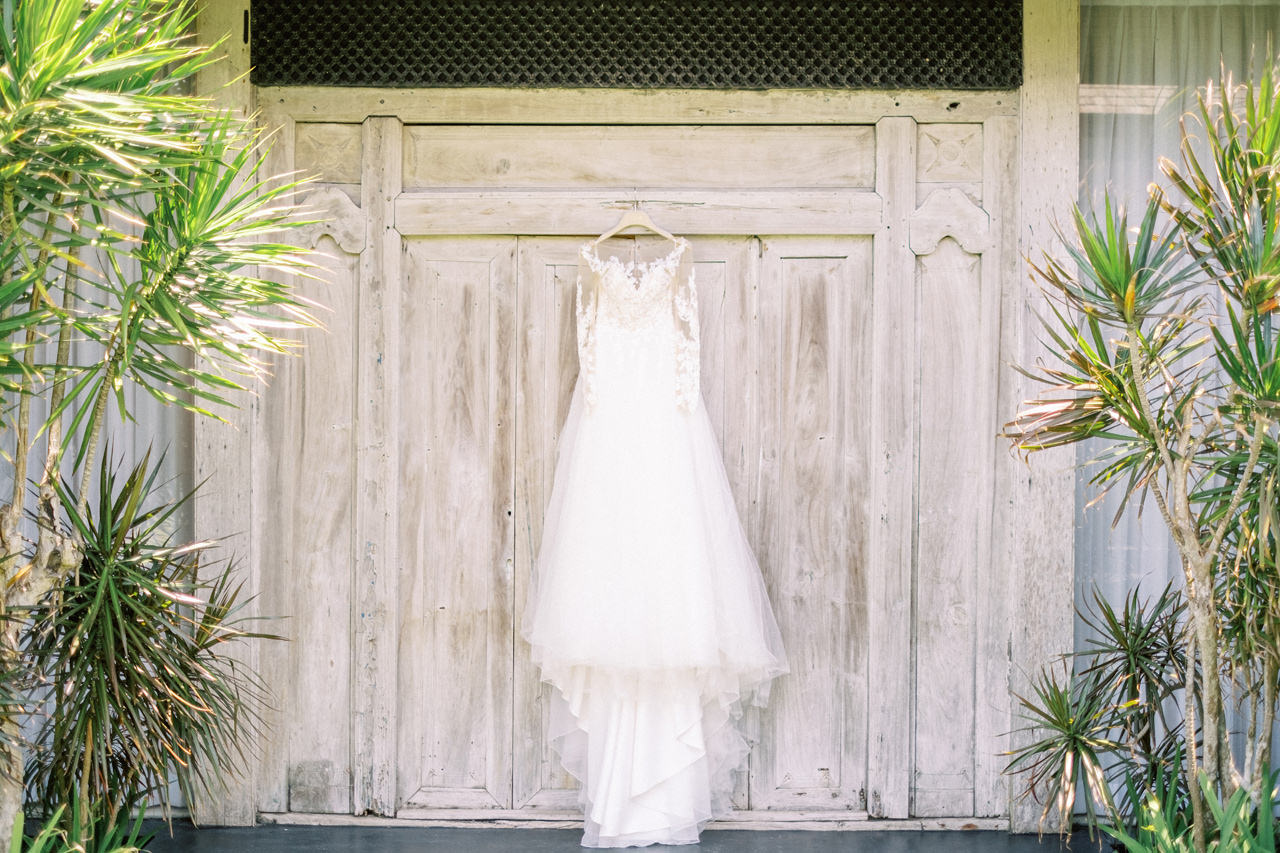 C&W: Bali Summer Khayangan Estate Wedding 2