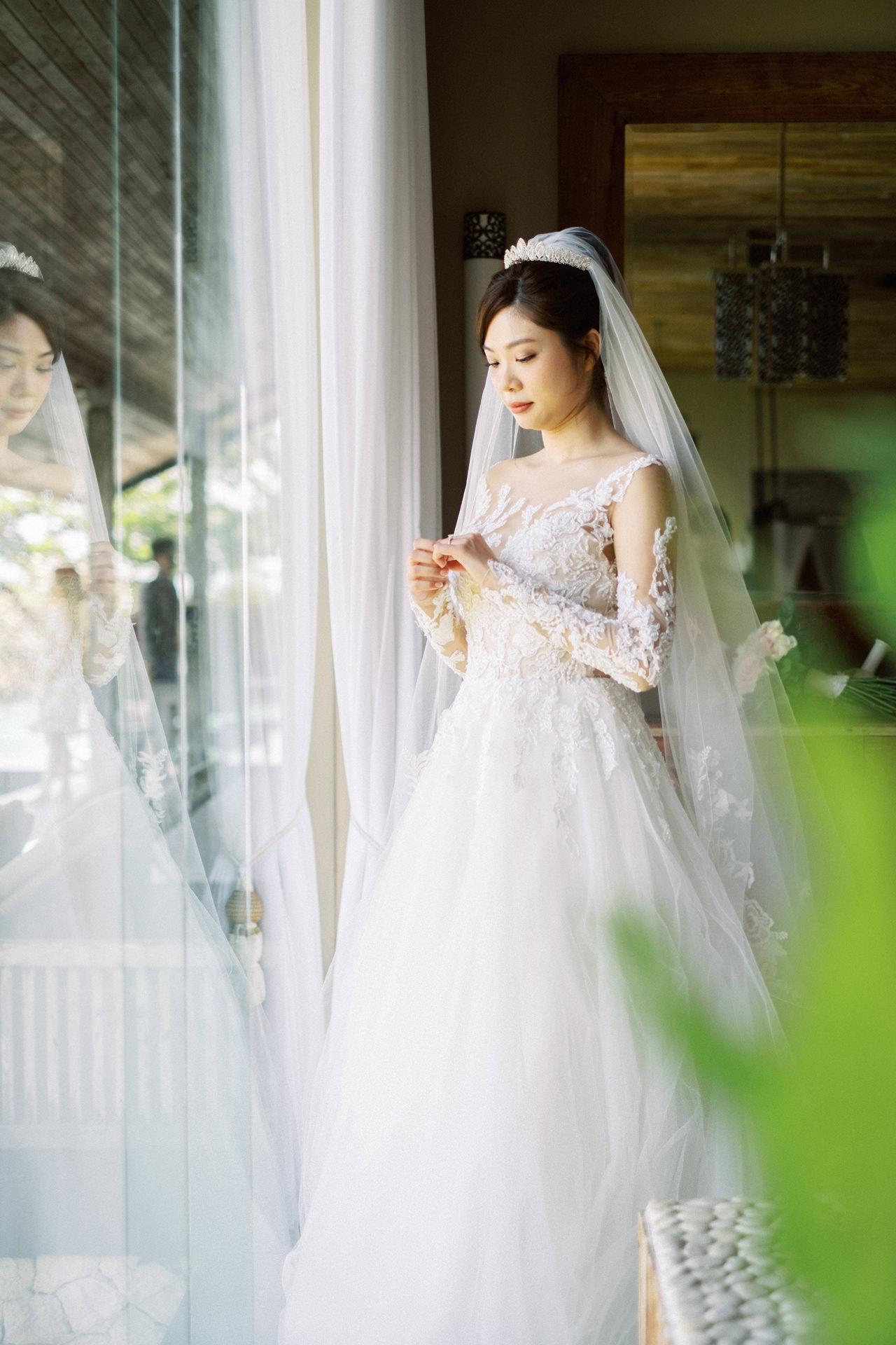 C&W: Bali Summer Khayangan Estate Wedding 14