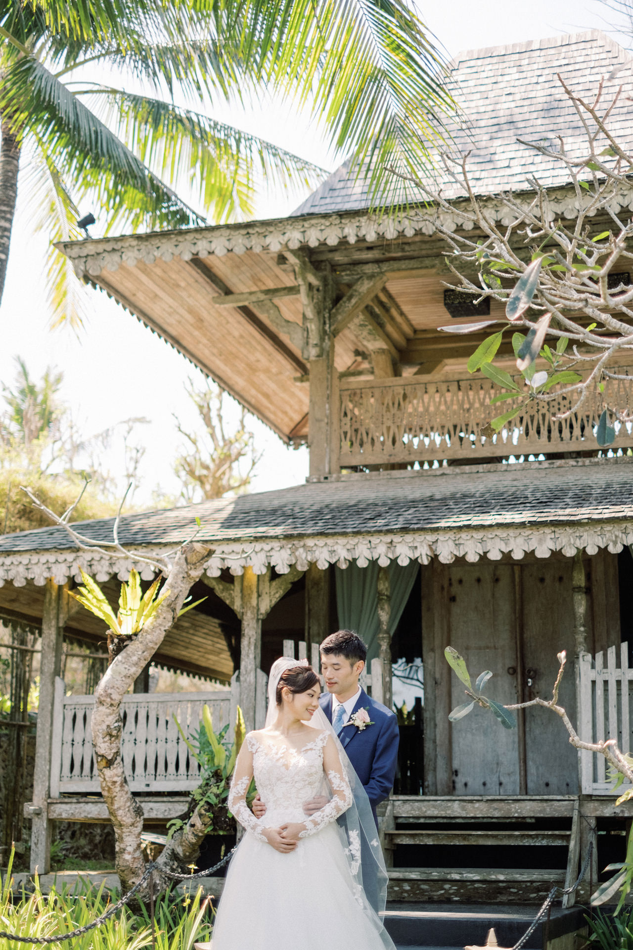 C&W: Bali Summer Khayangan Estate Wedding 30