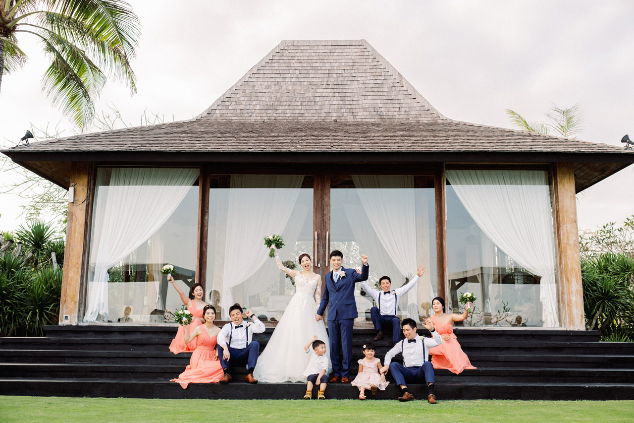 C&W: Bali Summer Khayangan Estate Wedding 50