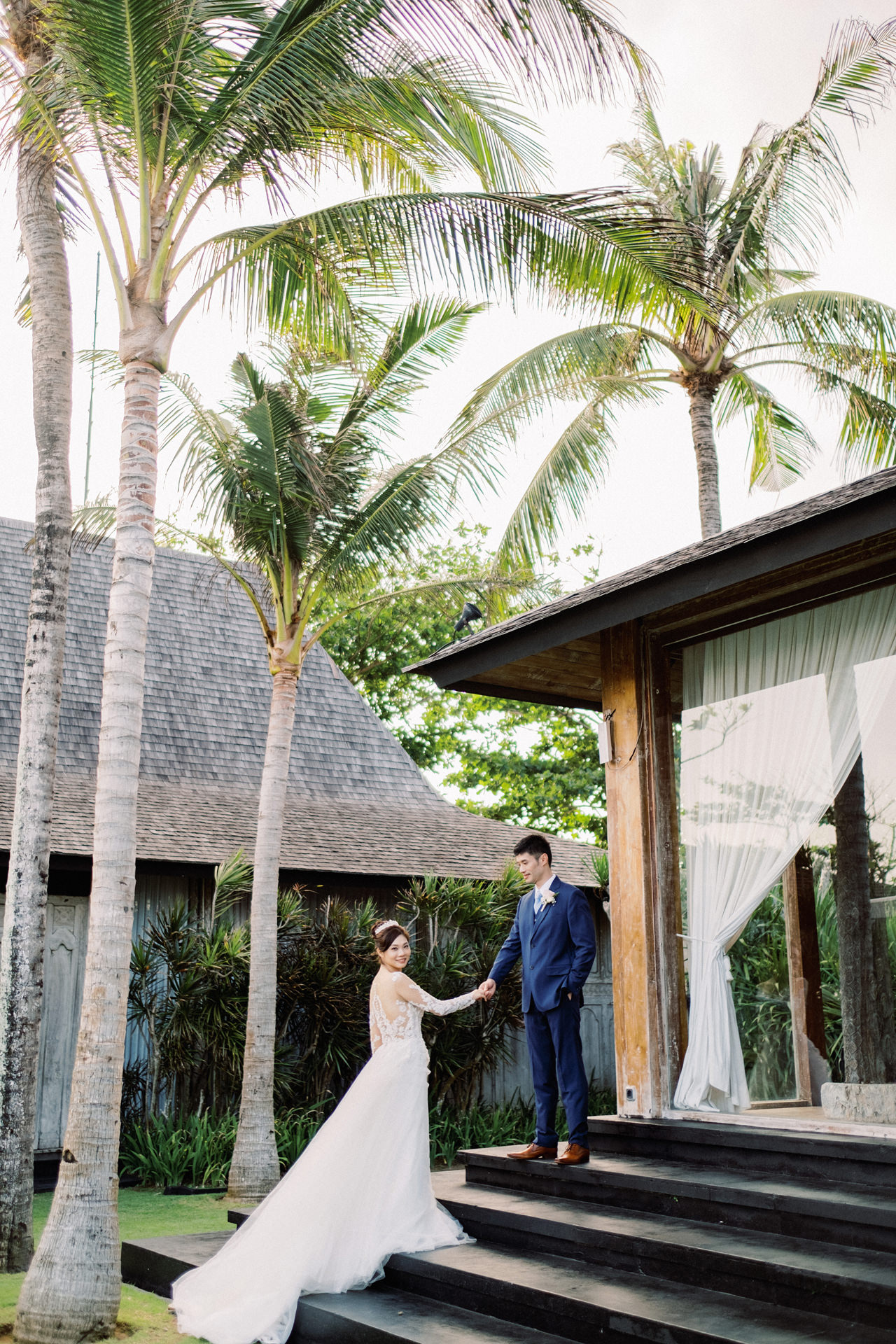 C&W: Bali Summer Khayangan Estate Wedding 51