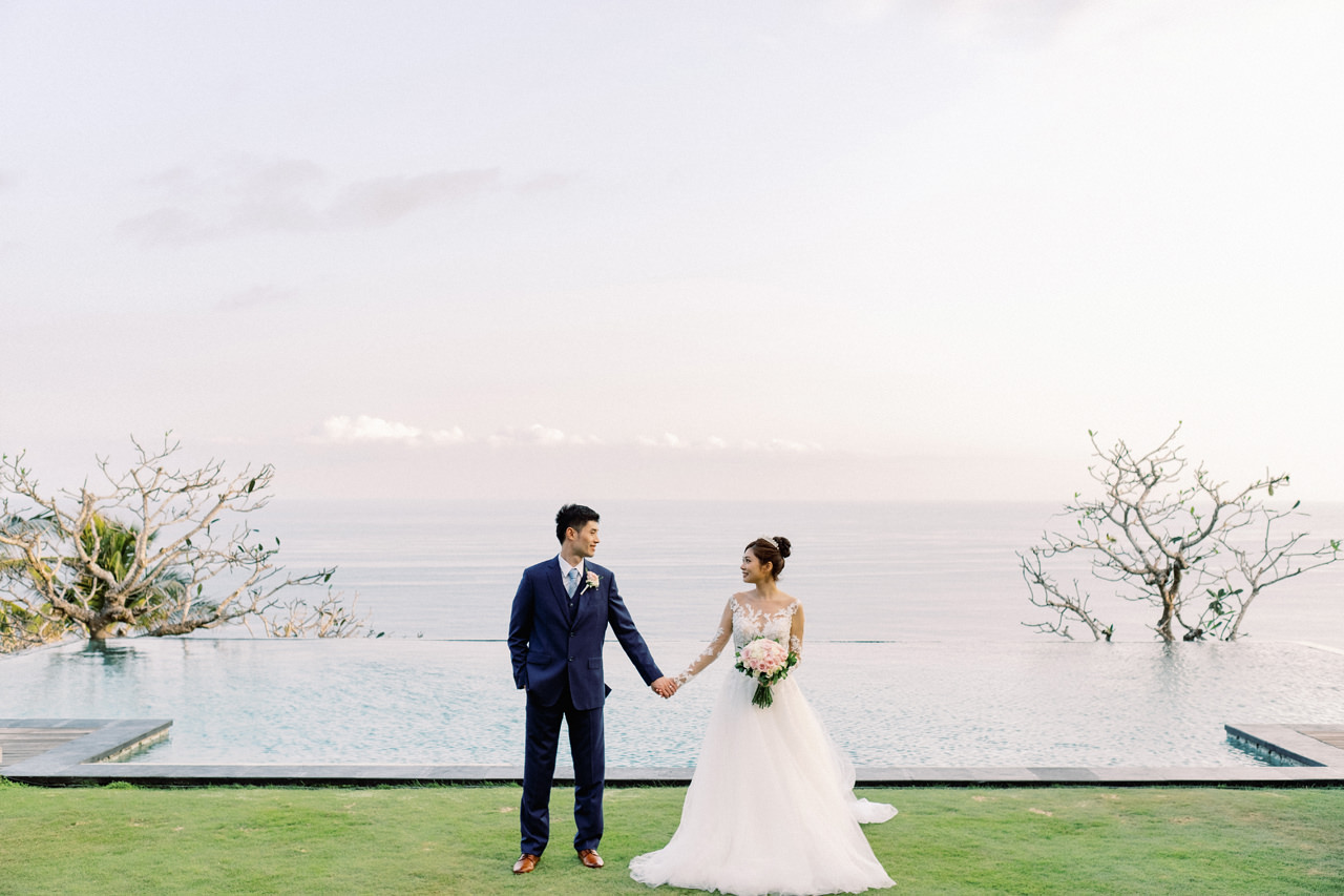 C&W: Bali Summer Khayangan Estate Wedding 53