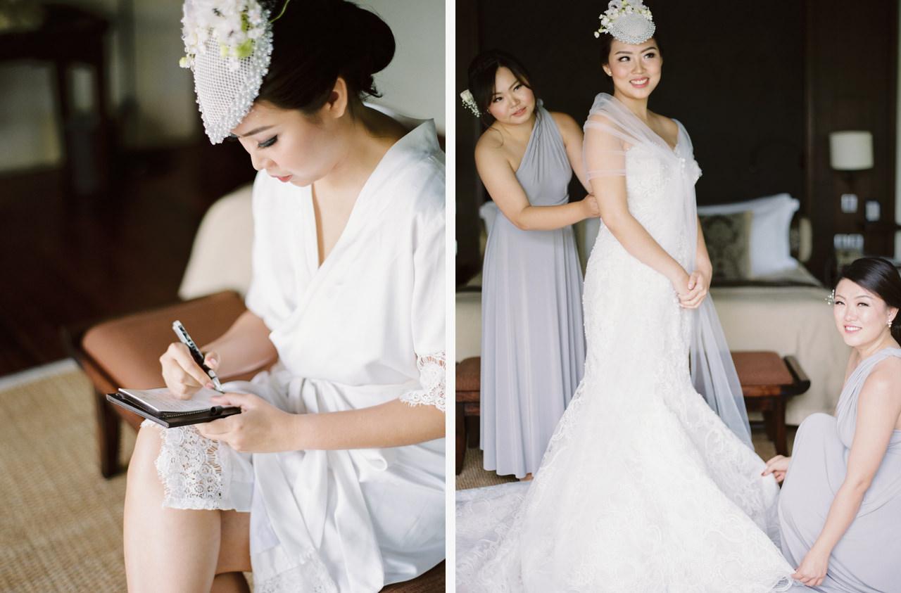 D&A: Bali Wedding Photography at The Royal Santrian 12