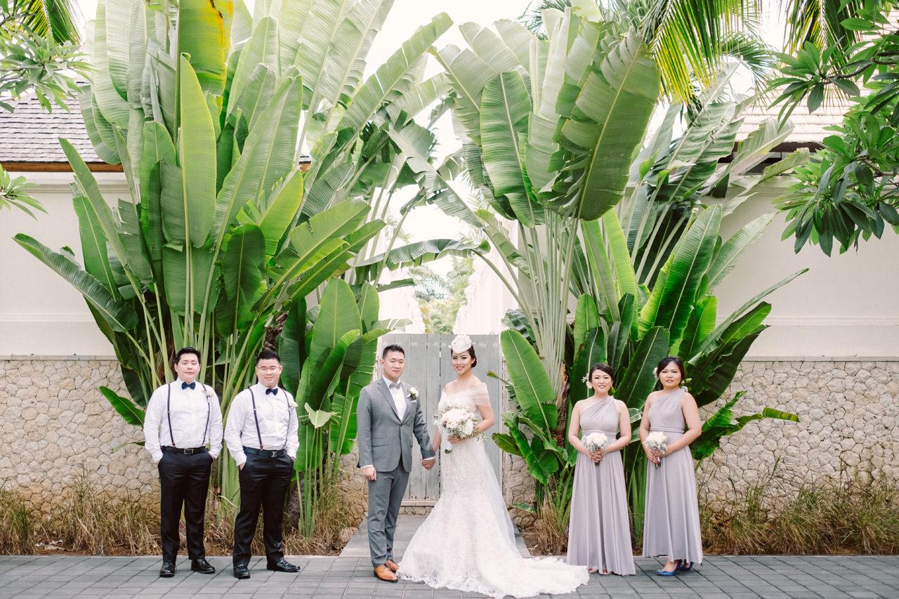 D&A: Bali Wedding Photography at The Royal Santrian 17