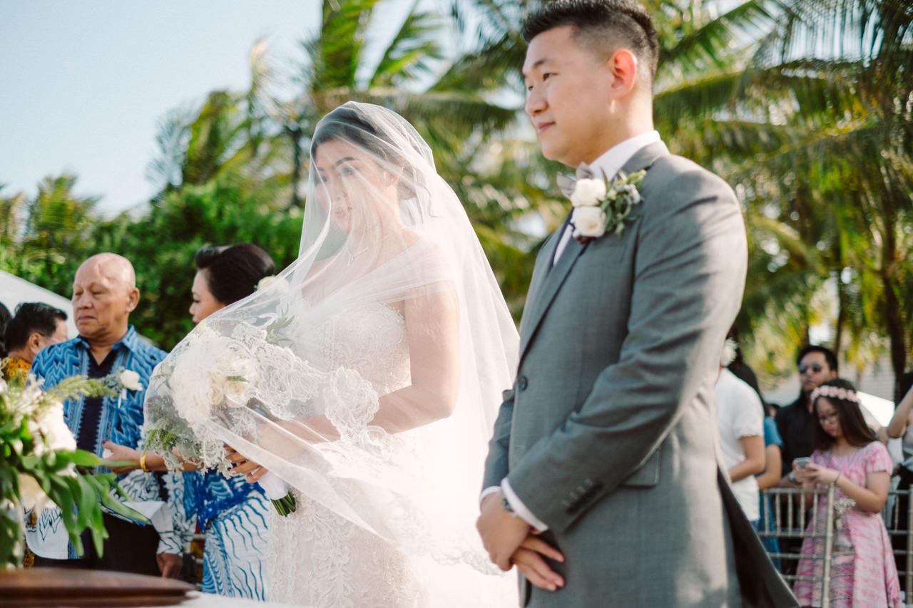 D&A: Bali Wedding Photography at The Royal Santrian 26