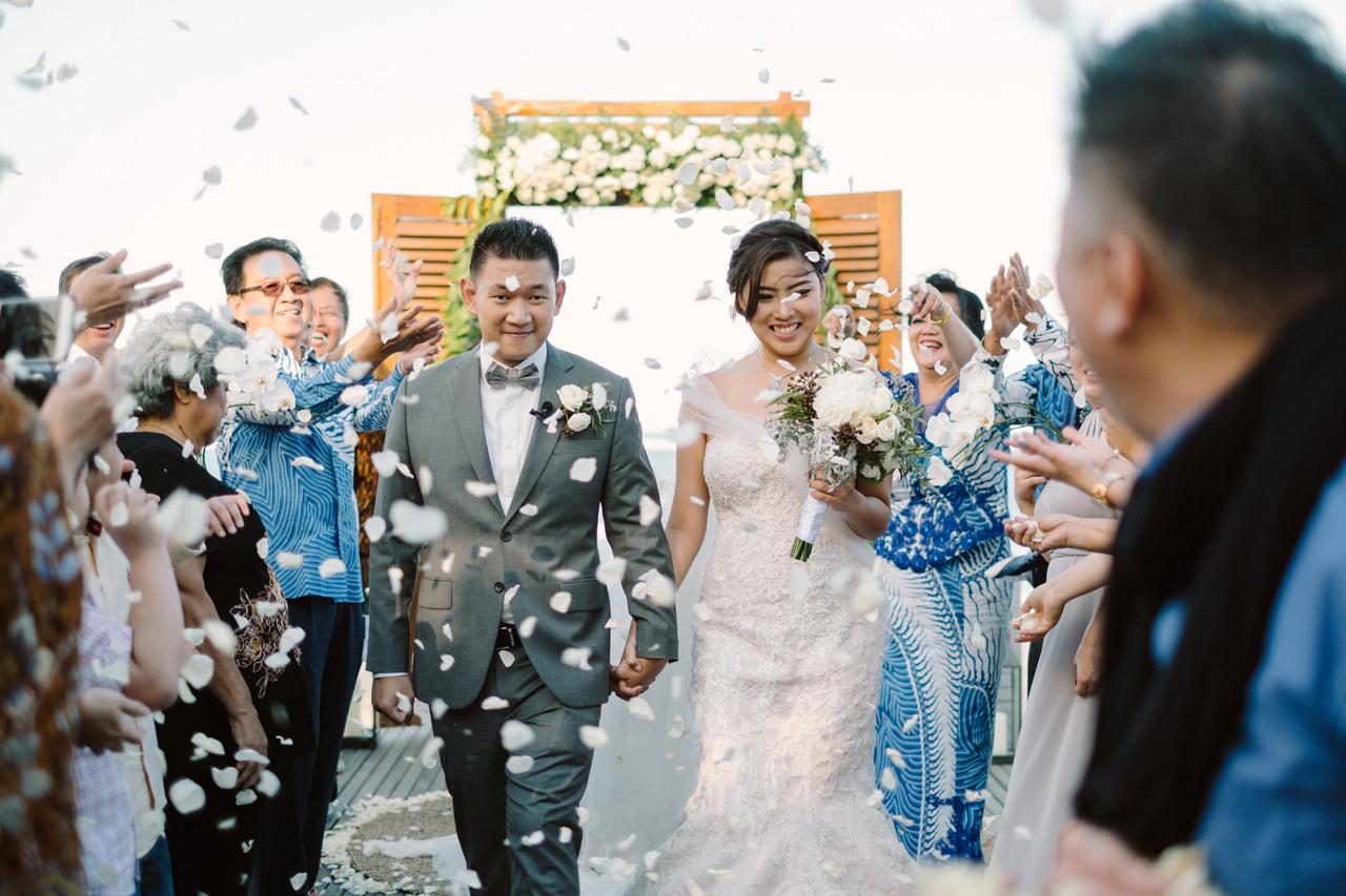 D&A: Bali Wedding Photography at The Royal Santrian 29