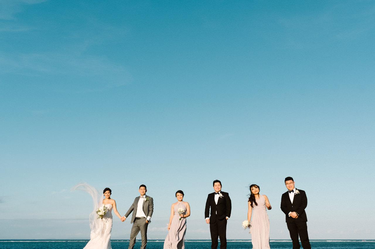 D&A: Bali Wedding Photography at The Royal Santrian 30
