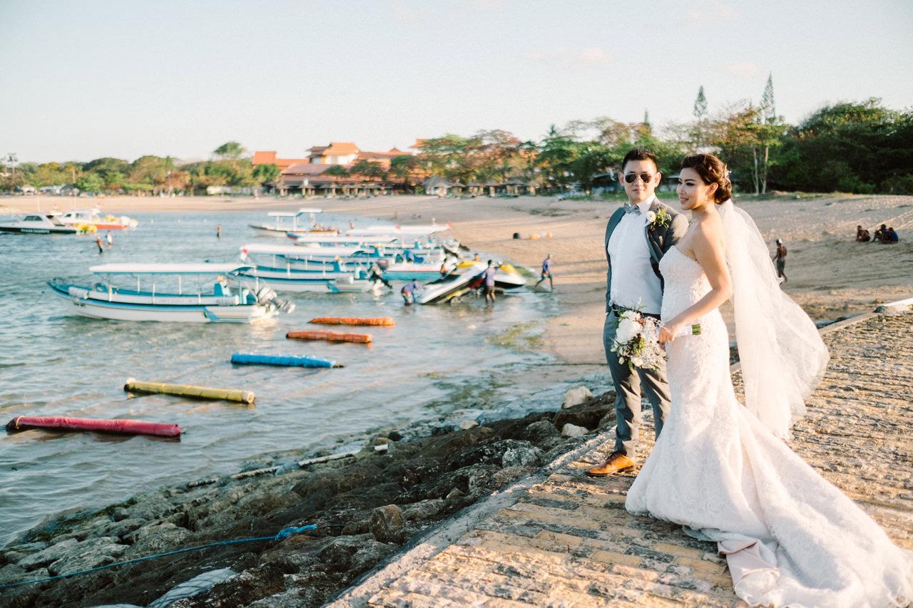 D&A: Bali Wedding Photography at The Royal Santrian 31