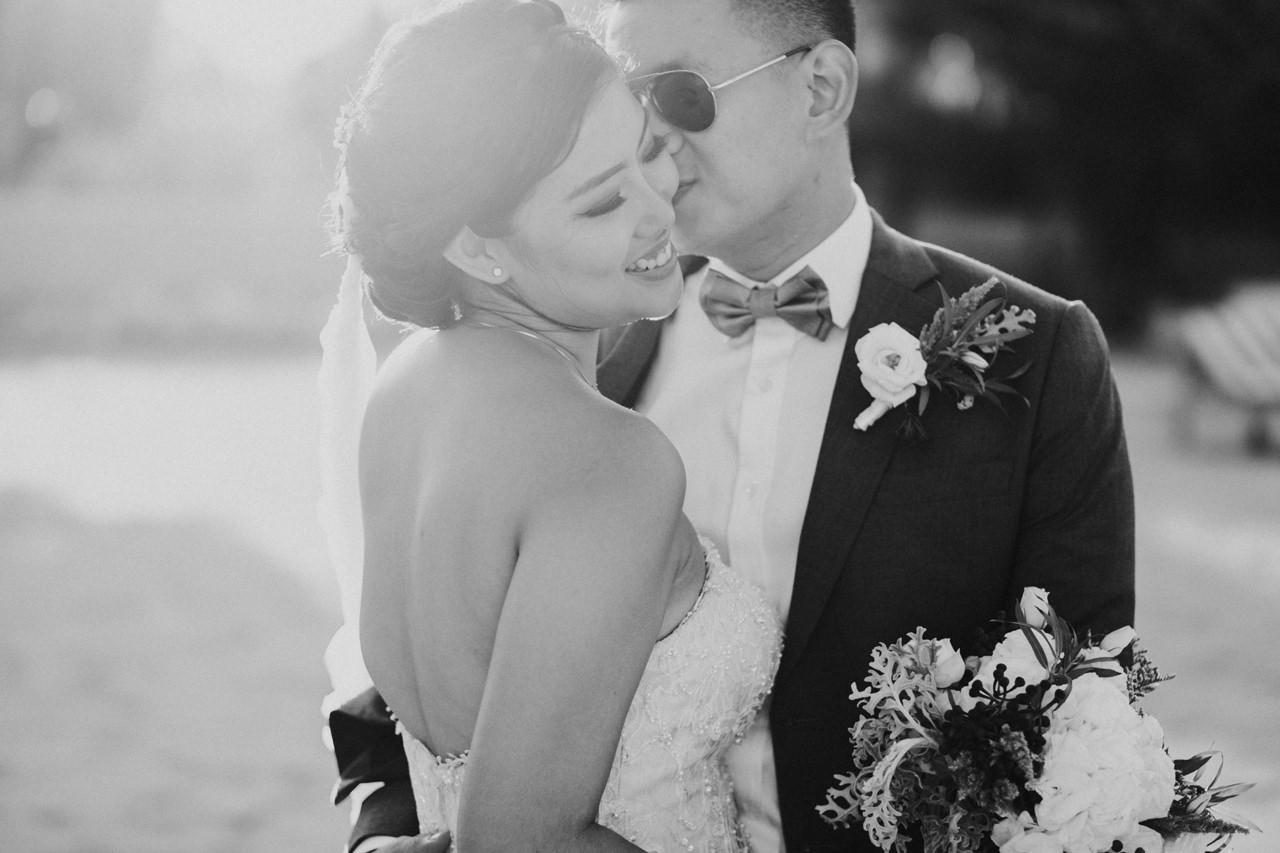 D&A: Bali Wedding Photography at The Royal Santrian 32
