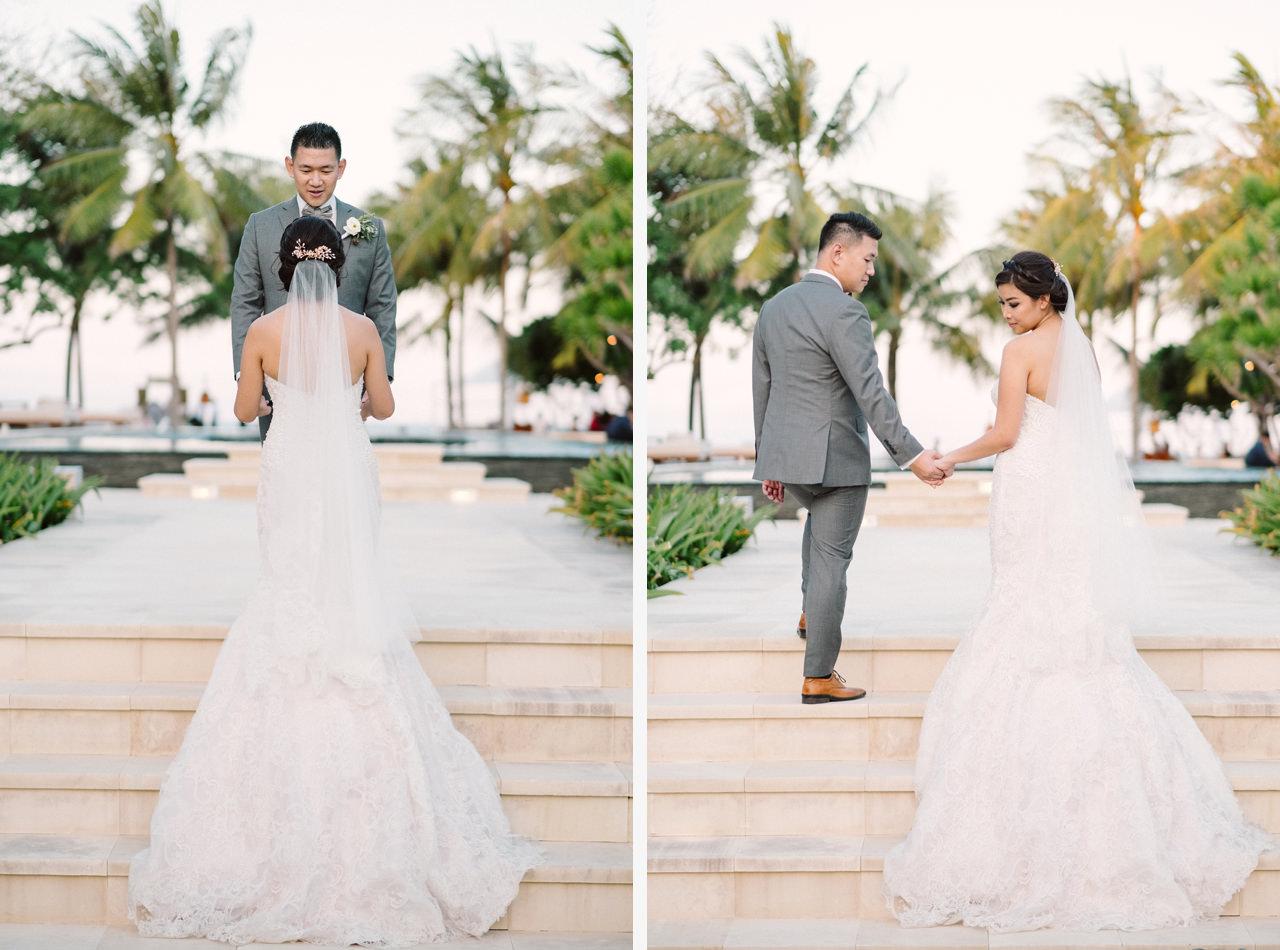 D&A: Bali Wedding Photography at The Royal Santrian 36
