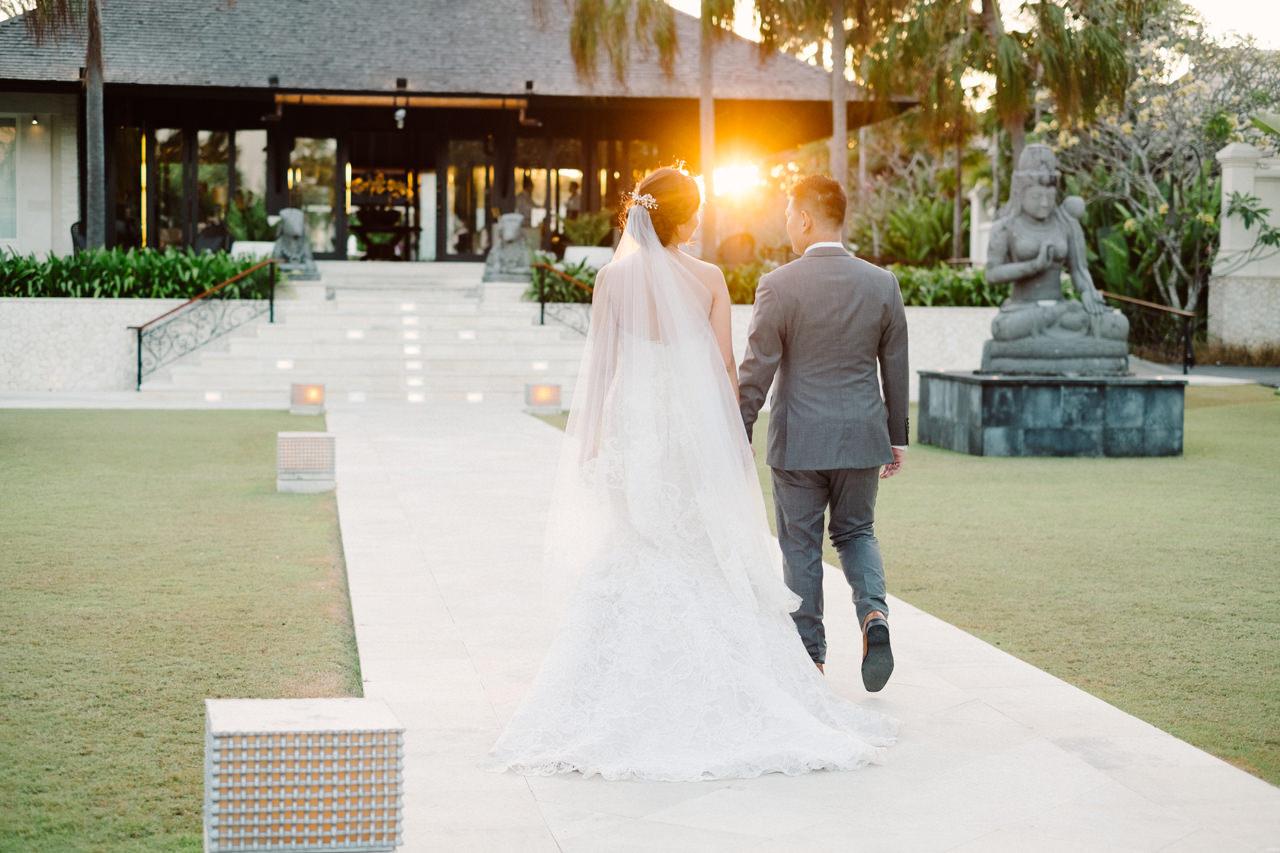 D&A: Bali Wedding Photography at The Royal Santrian 37