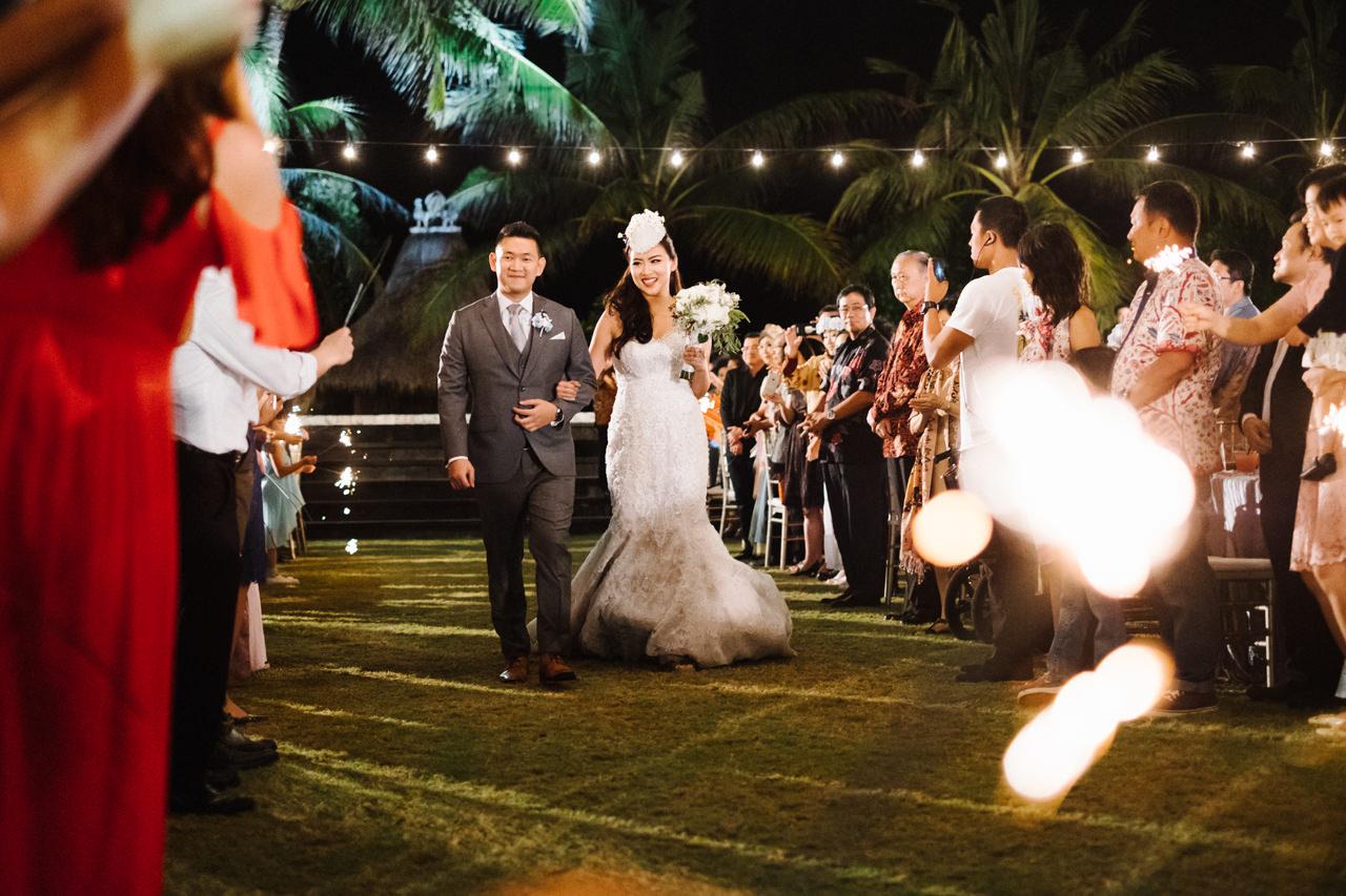 D&A: Bali Wedding Photography at The Royal Santrian 39