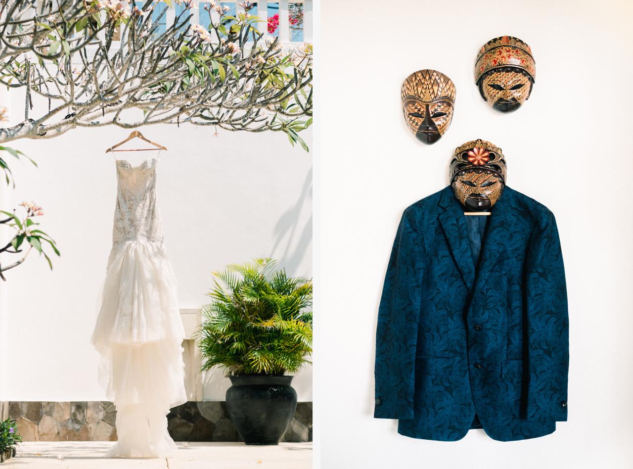 D&A: A Glamorous Villa Karang Putih Bali Wedding 1