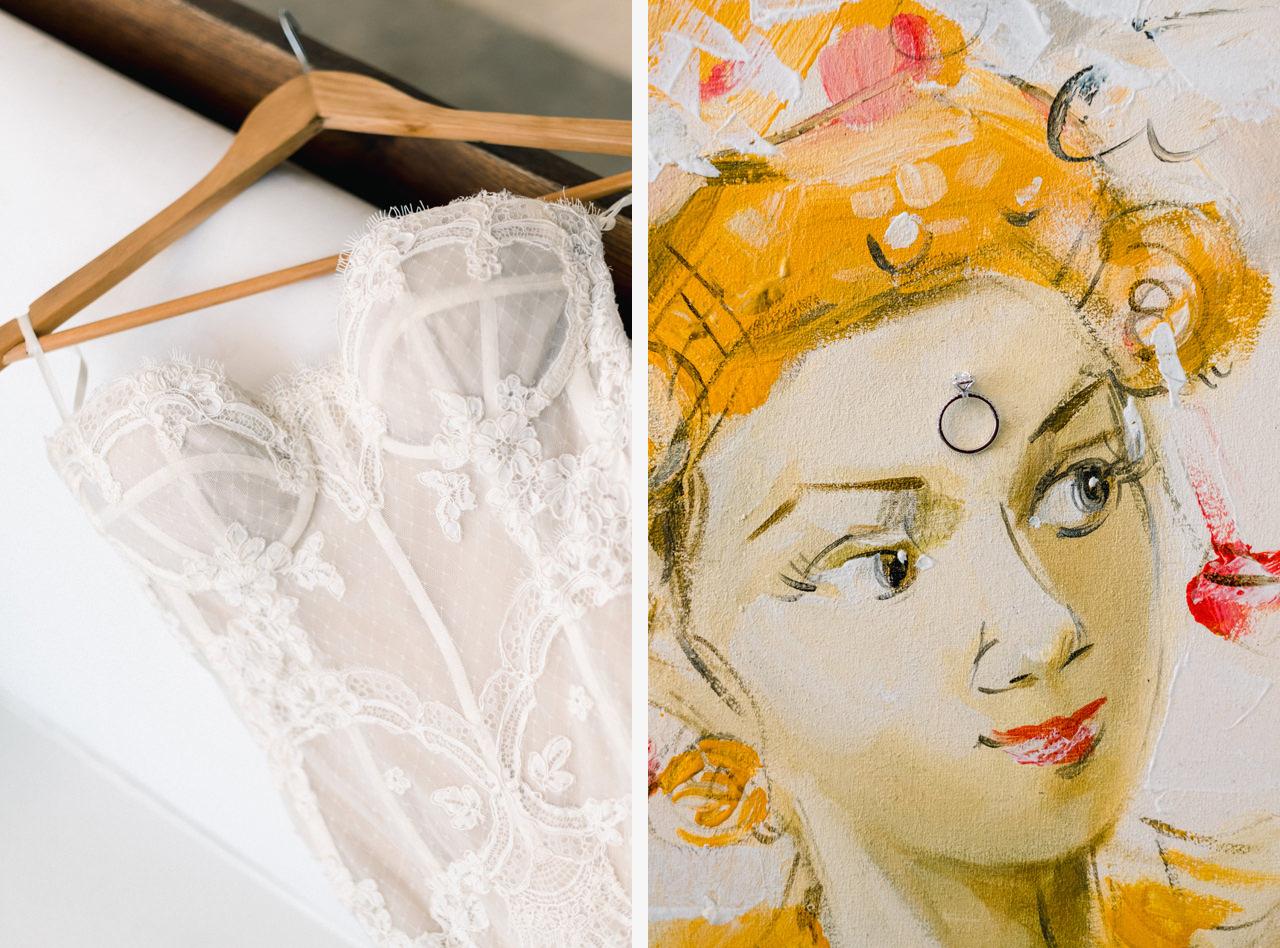 D&A: A Glamorous Villa Karang Putih Bali Wedding 3