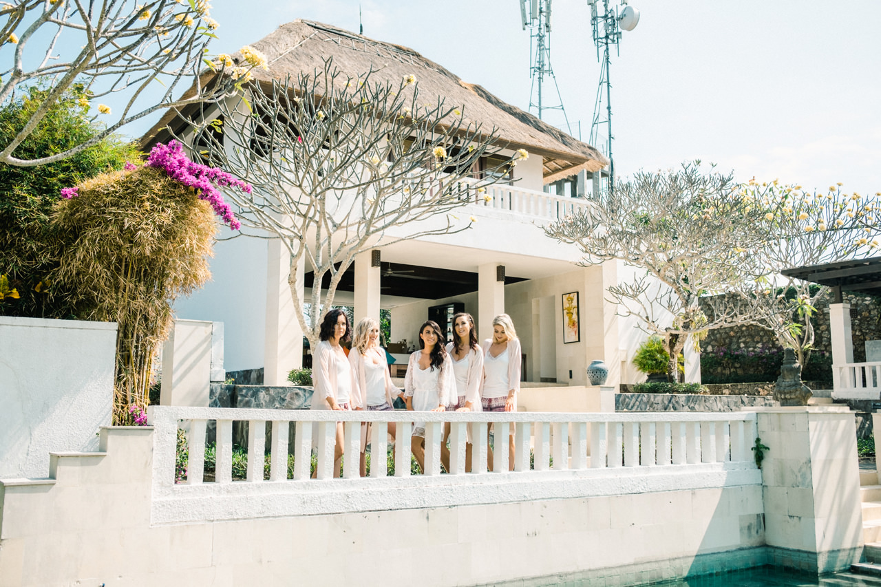 D&A: A Glamorous Villa Karang Putih Bali Wedding 5