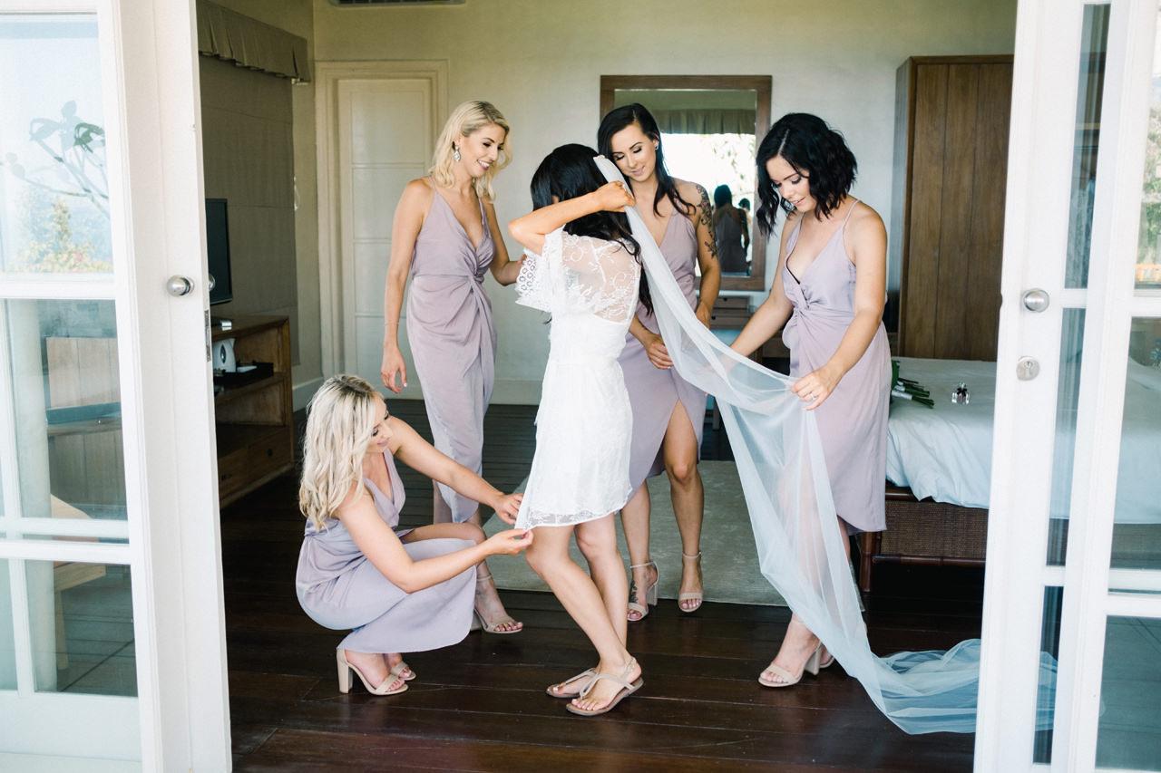 D&A: A Glamorous Villa Karang Putih Bali Wedding 6