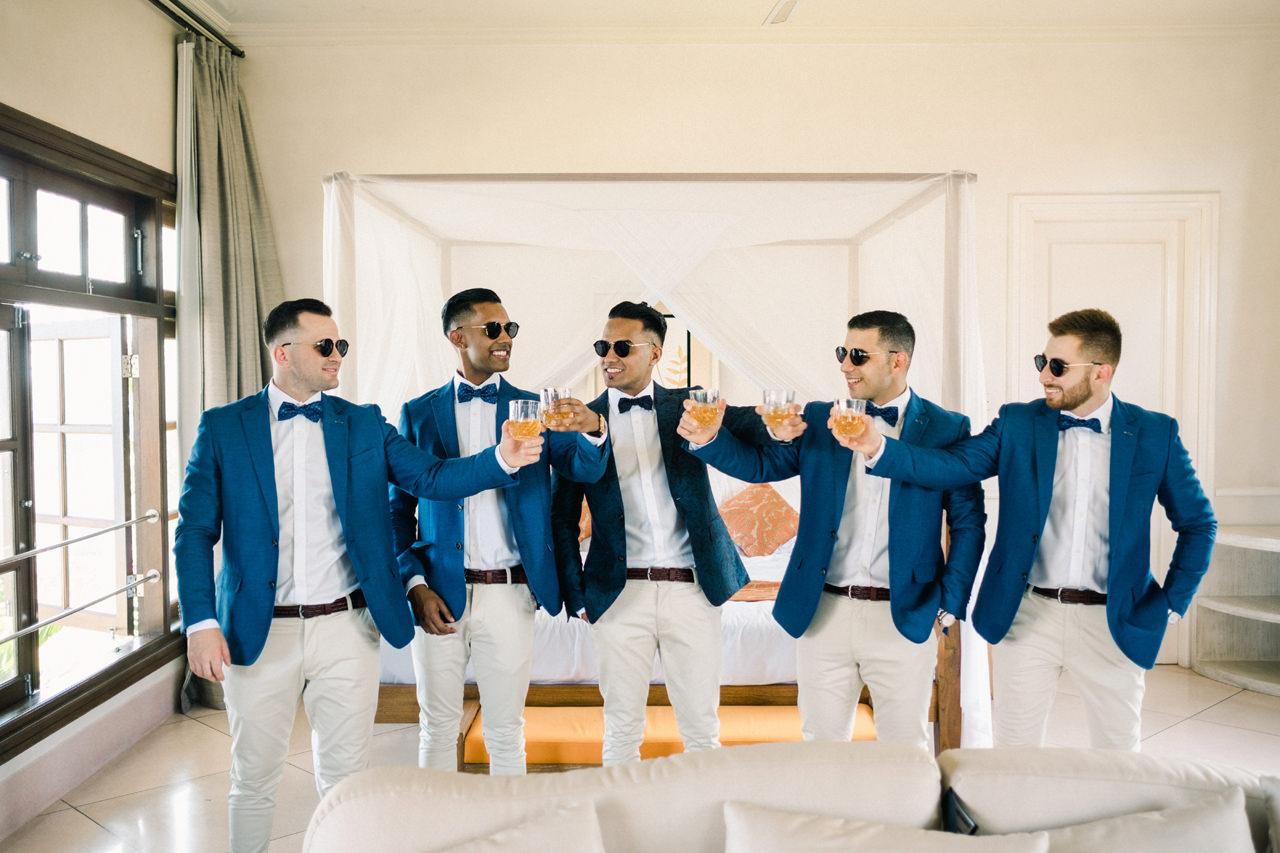 D&A: A Glamorous Villa Karang Putih Bali Wedding 15