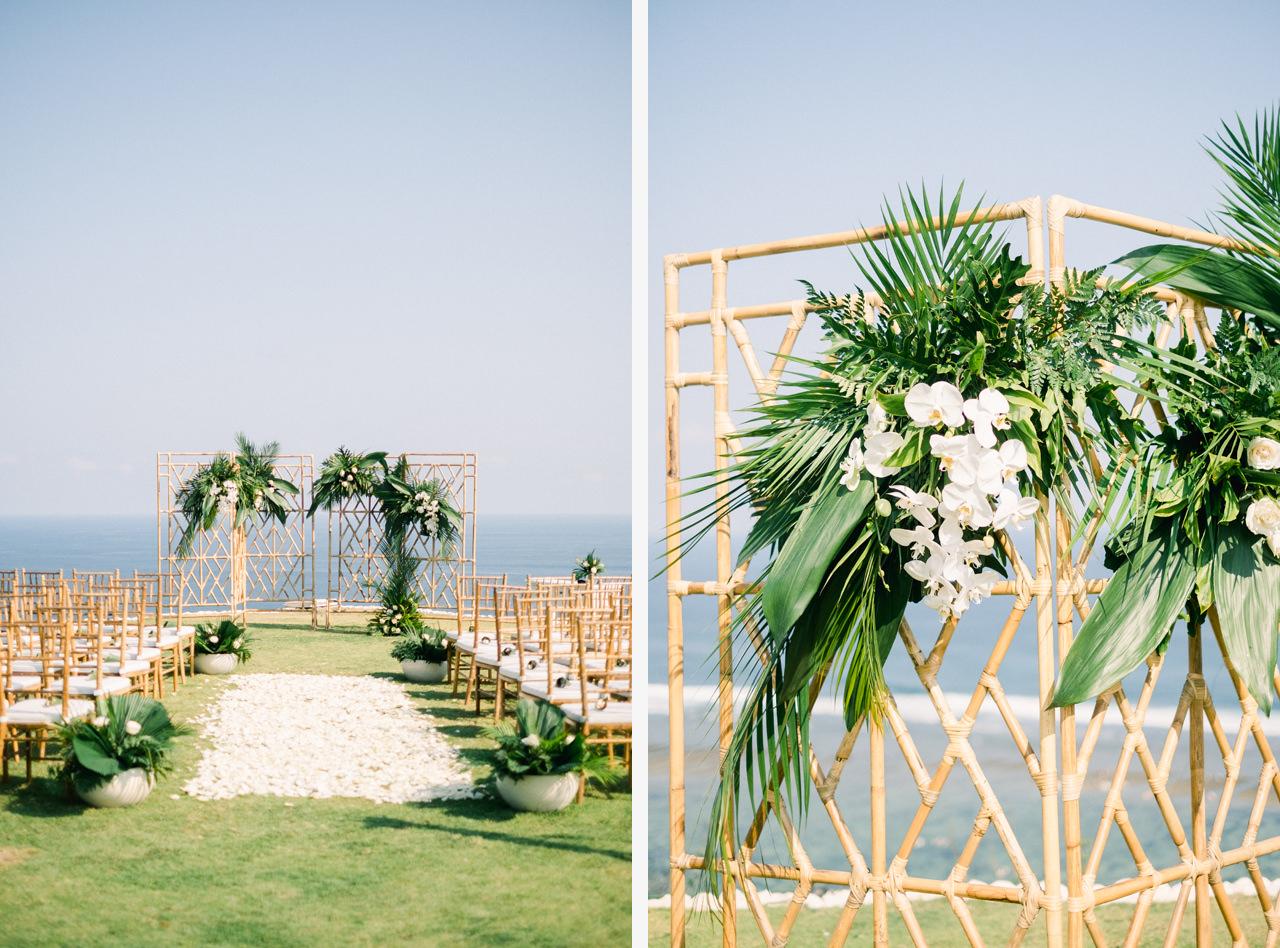 D&A: A Glamorous Villa Karang Putih Bali Wedding 17