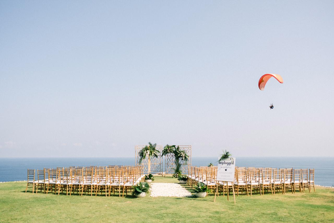 D&A: A Glamorous Villa Karang Putih Bali Wedding 18